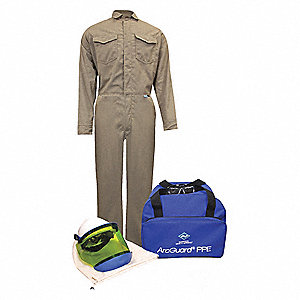 ARC FLASH KIT-8 CAL PROTERA, XL