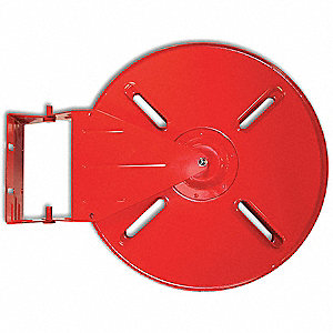 REEL SWING RED ENAMEL 24IN