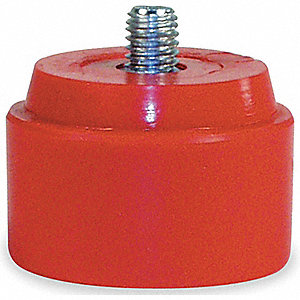 HAMMER TIP REPLACEABLE 1.5IN RED