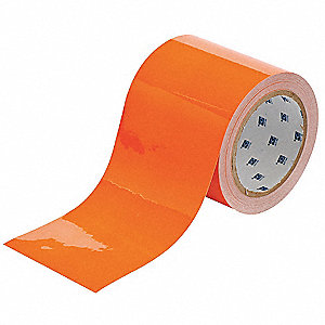 Floor Marking Tape,Roll,3In W,100 ft. L