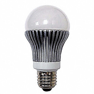 9.0 Watts LED Reflector Lamp, R20, Medium Screw (E26), 395 Lumens, 2700K Bulb Color Temp.