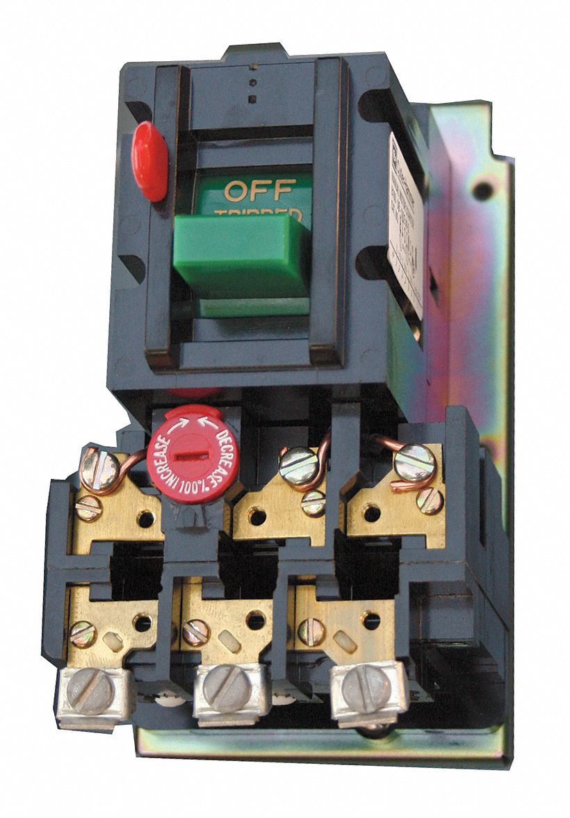Manual Motor Switches And Starters