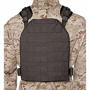 Plate Carrier Harness,Black,S/M