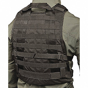 Commando Recon Plate Carrier,Black,