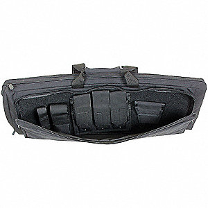 Discreet Weapons Case, Black, CAR 15