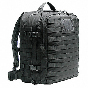 Medical Back Pack,20 x 13 x 7-1/2 In