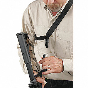 STORM Single Point Sling QD,Black