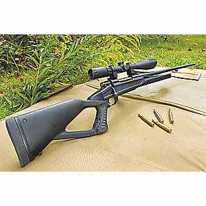 Axiom Thumbhole Rifle Stock,Black