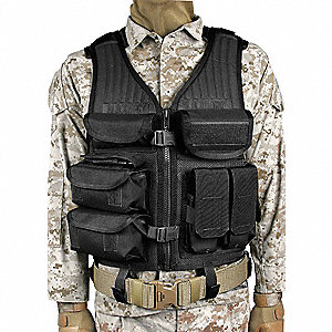 Omega Elite Tactical Vest EOD,Black,