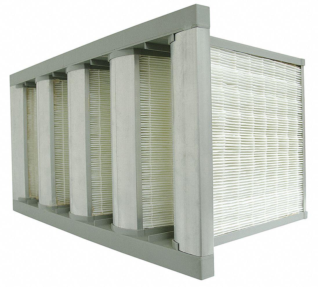 V-bank Mini-pleat Air Filters