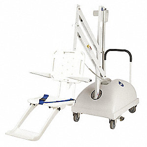 Pal-Portable Aquatic Lift with Arm Rests