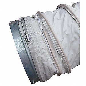 Canvas Duct, For Use With Mfr. No. DG250