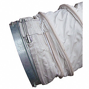 Canvas Duct, For Use With Mfr. No. DG400