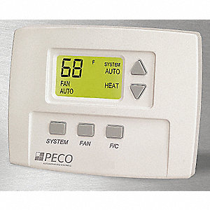 THERMOSTAT AUTO COOL/HEAT/OFF 3SP