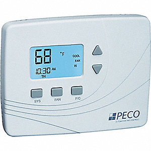 THERMOSTAT WIRELESS NON-PROGRAMMABL