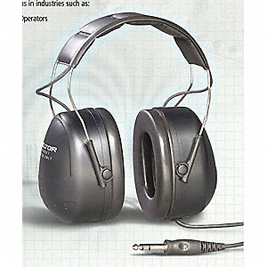 EARMUFFS HEADSET RECEIVE MONO