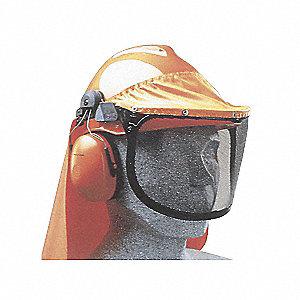 HARD HAT SYSTEM W/UV INDICATOR