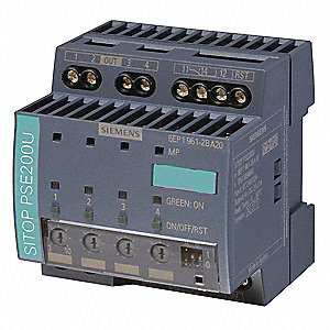 Electronic Diagnostic Module For Use With Siemens SITOP Series DC Power Supplies