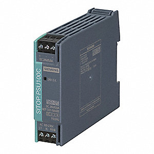 DC Power Supply, Style: Switching, Mounting: DIN Rail