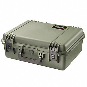 CASE STORM OLIVE DRAB EMPTY