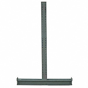 8 ft. Steel Cantilever Rack Double Upright