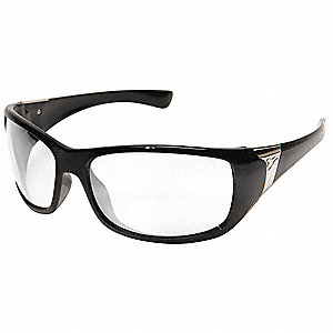Civetta Scratch-Resistant Safety Glasses, Clear Lens Color