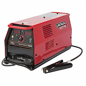 Multiprocess Welder, Multi-Weld Series, Input Voltage: 80V DC, Stick, MIG, Flux-Cored and Gouging