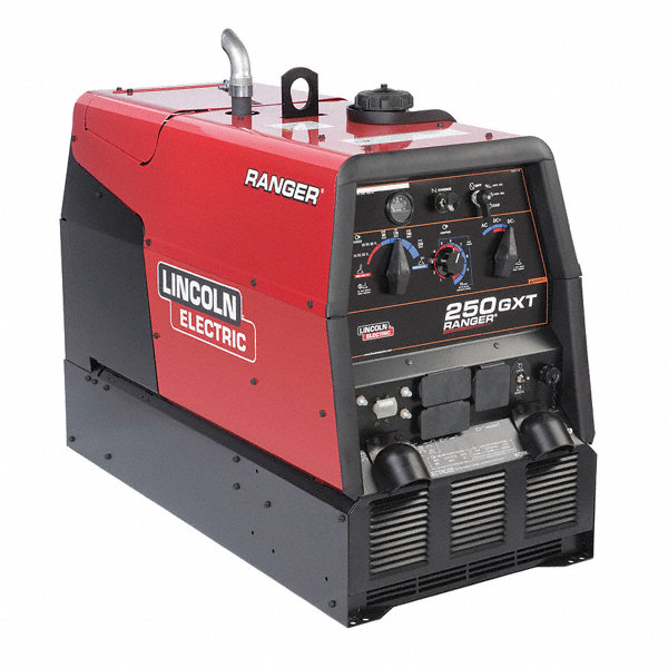 Lincoln electric engine driven welder ranger series 11 for Lincoln electric motors catalog