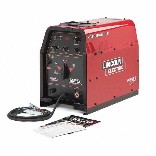 Lincoln electric tig welder precision tig 225 series for Lincoln motor company headquarters