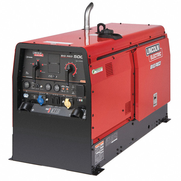 Lincoln electric welder generator big red series 3 for Lincoln electric motors catalog