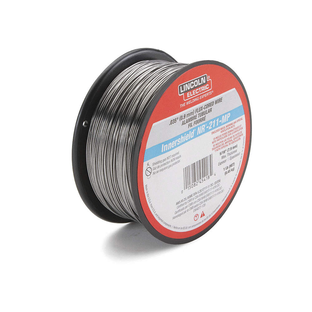 LINCOLN ELECTRIC 1 lb. Carbon Steel Spool MIG Welding Wire with ...