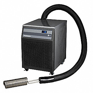 Immersion Cooler,100C,3 ID Rigid Coil