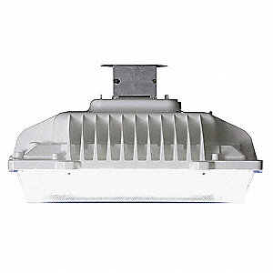 "19"" x 19"" x 7-3/4"" Garage Light with 6485 Lumens"