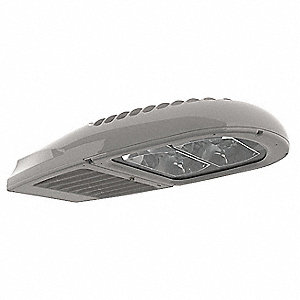 82 Watt LED Roadway Light, 6800 Lumens, 5700K Color Temp., 50,000 hr. Fixture Rated Life