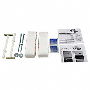 Equipment Wall Strap,White
