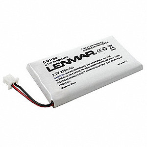 Cordless Phone Battery&#x3b; Replaces Avaya AWH-55, Plantronics 64327-01, 64399-01, 65358-01, PL-64399-01