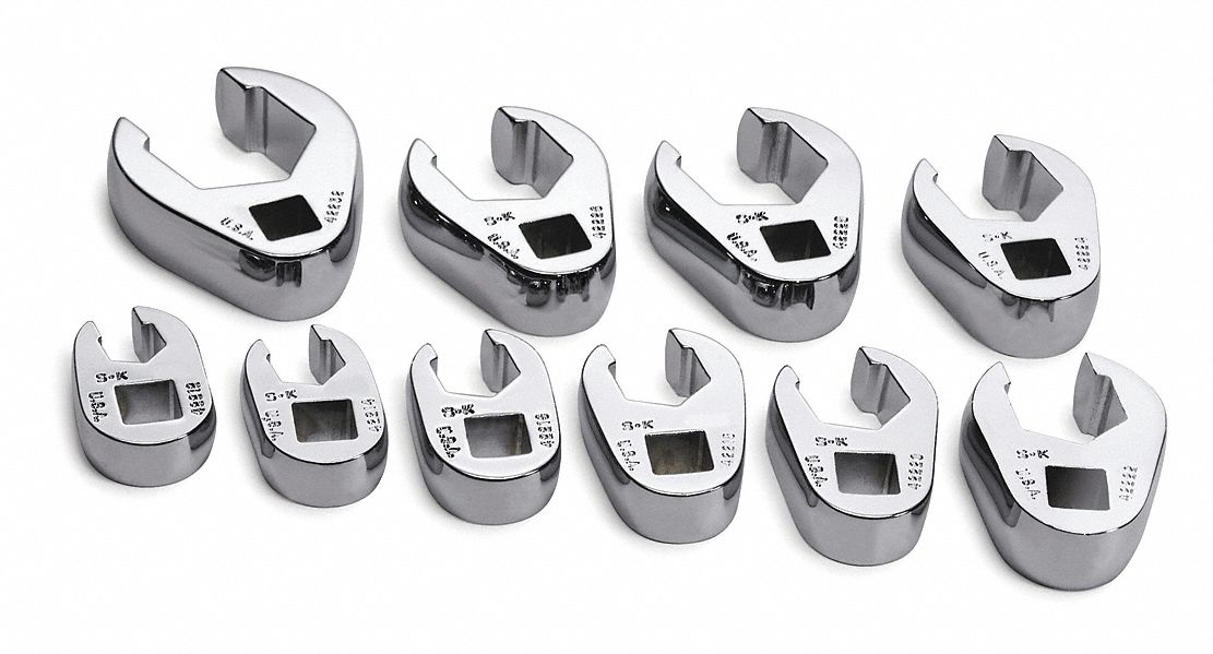 Crowfoot Socket Wrench Sets