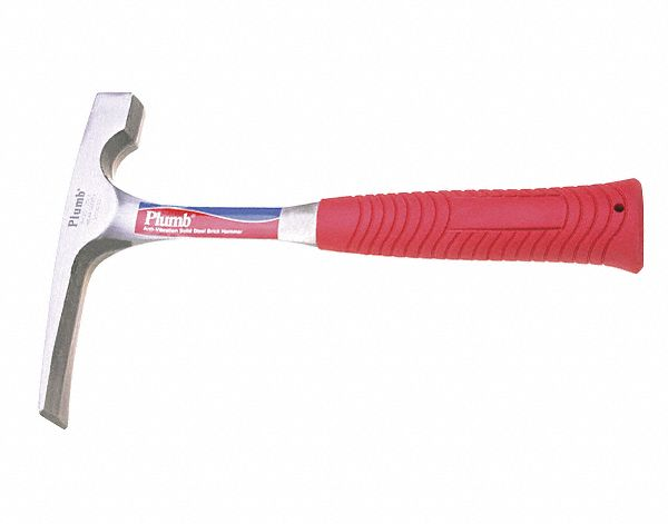 PLUMB HAMMER SS 24OZ BRICK - Picks and Riveting/Chipping Hammers -  PLBSS24BHN | SS24BHN - Grainger, Canada