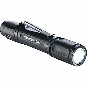 FLASHLIGHT ALUM LED 224 LUMEN 2XAAA BLK
