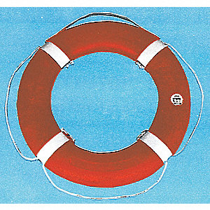 LIFE RING AER-O-BUOY 24IN