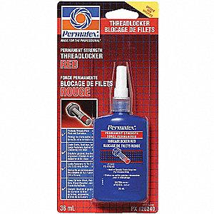 THREADLOCKER PERM STRENGTH 36ML