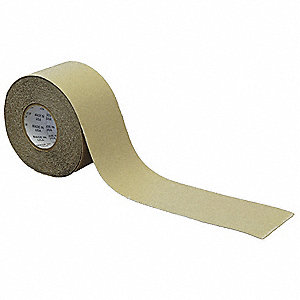 Anti-Slip Tape,Clear,4 in x 60 ft.