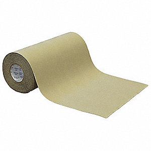 "Solid Clear Anti-Slip Tape, 12"" x 60.0 ft., 46 Grit Glass, Acrylic Adhesive, 1 EA"