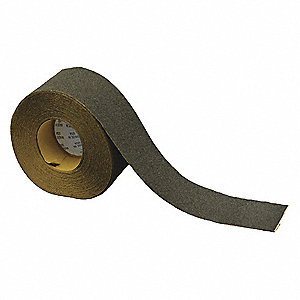 "30 ft. x 2"" Polyurethane Antislip Tape, Black"