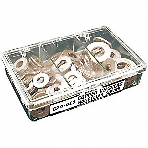 WASHERS COPPER ASSORTMENT