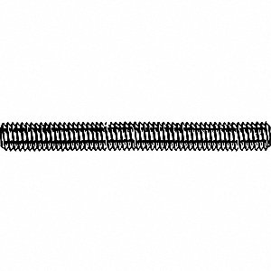 ROD THREADED BRS 8-32X36 LENGTH