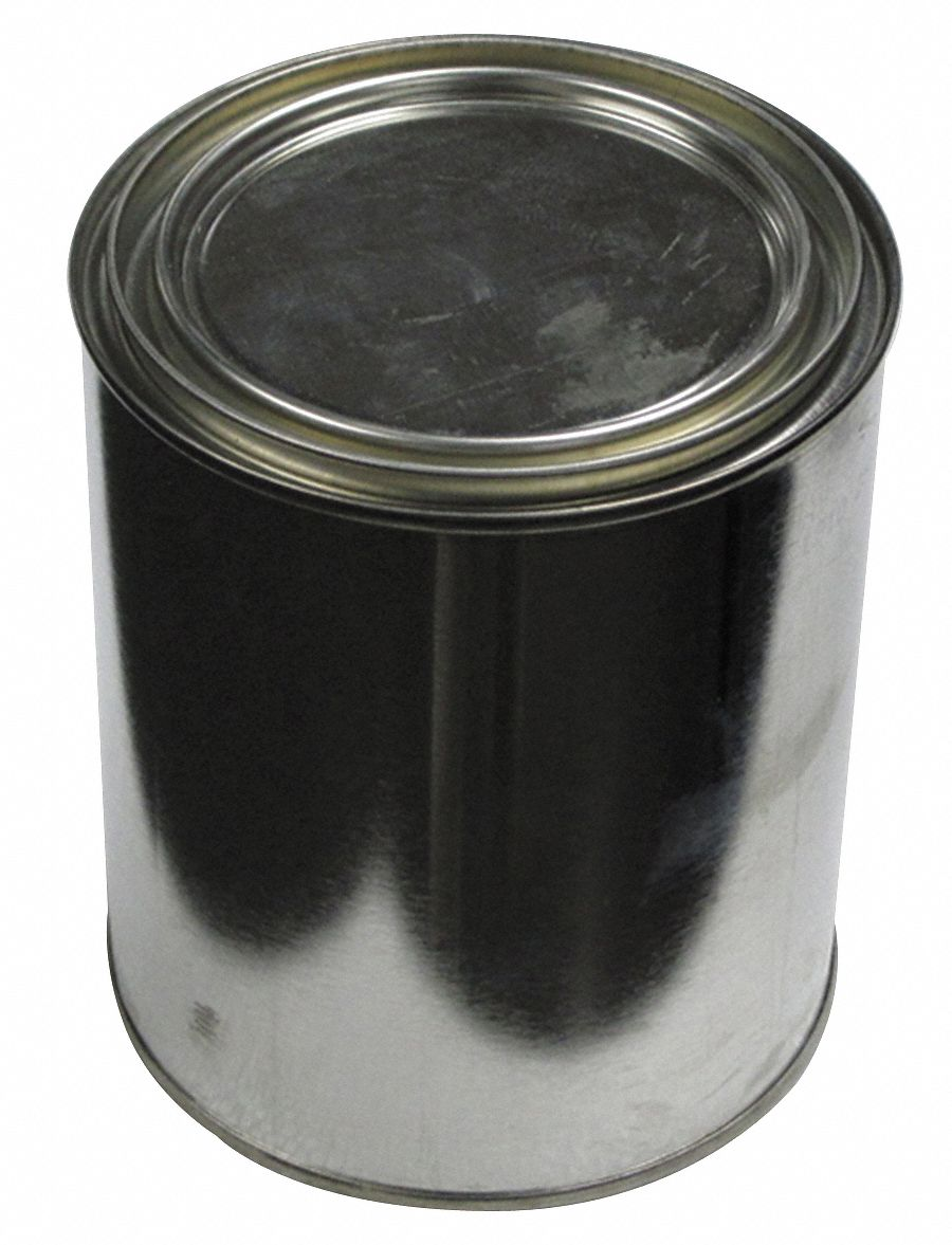 Metal Cans And Paint Cans