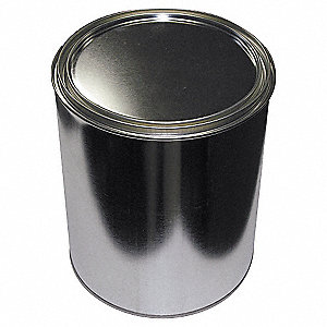 Paint Can,1 gal.,Round