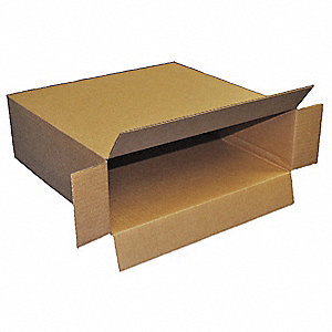 Wine Bottle Shipper Carton,17-1/8 In W