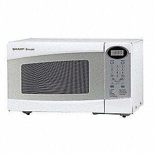White Microwave, 0.80 cu. ft.